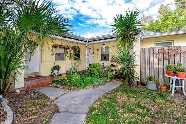 6702 Gulf Winds Drive, St Pete Beach, FL 33706 (MLS #U8109617) :: Everlane Realty