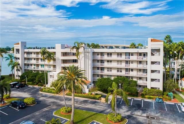 5901 Bahia Del Mar Circle #520, St Petersburg, FL 33715 (MLS #U8109632) :: Griffin Group