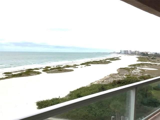 1310 Gulf Boulevard 7F, Clearwater, FL 33767 (MLS #U8109741) :: Pristine Properties
