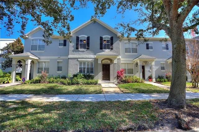 12548 Langstaff Drive, Windermere, FL 34786 (MLS #U8109775) :: The Light Team