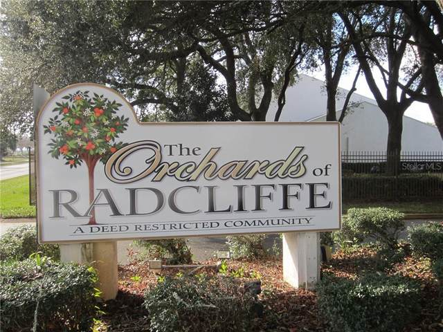 7738 Radcliffe Circle #104, Port Richey, FL 34668 (MLS #U8109802) :: CENTURY 21 OneBlue