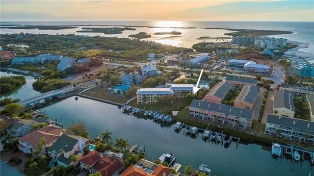 1125 S Pinellas Bayway S #106, Tierra Verde, FL 33715 (MLS #U8109809) :: Everlane Realty