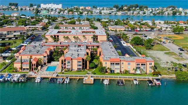 8921 Blind Pass Road #139, St Pete Beach, FL 33706 (MLS #U8109823) :: RE/MAX Local Expert
