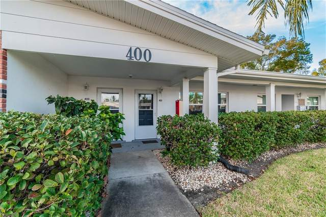401 Brandy Wine Drive #401, Largo, FL 33771 (MLS #U8109828) :: Griffin Group