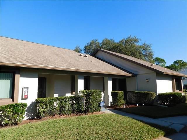 2576 Laurelwood Drive 13-C, Clearwater, FL 33763 (MLS #U8109837) :: Dalton Wade Real Estate Group