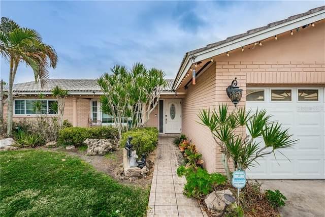 605 Capri Boulevard, Treasure Island, FL 33706 (MLS #U8109868) :: Key Classic Realty