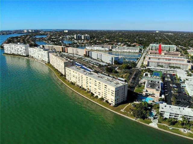 3018 59TH Street S #405, Gulfport, FL 33707 (MLS #U8109935) :: Dalton Wade Real Estate Group