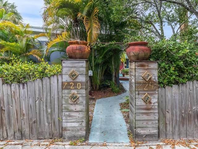 720 7TH Street N, St Petersburg, FL 33701 (MLS #U8109951) :: Everlane Realty
