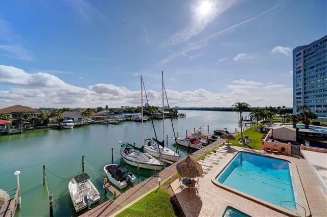 51 Island Way #306, Clearwater, FL 33767 (MLS #U8109990) :: Medway Realty