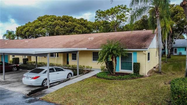 2465 Northside Drive #908, Clearwater, FL 33761 (MLS #U8110007) :: The Robertson Real Estate Group