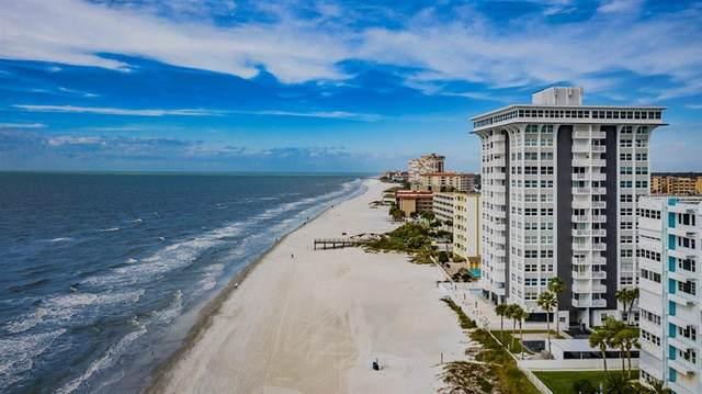 17408 Gulf Boulevard #704, Redington Shores, FL 33708 (MLS #U8110018) :: RE/MAX Local Expert