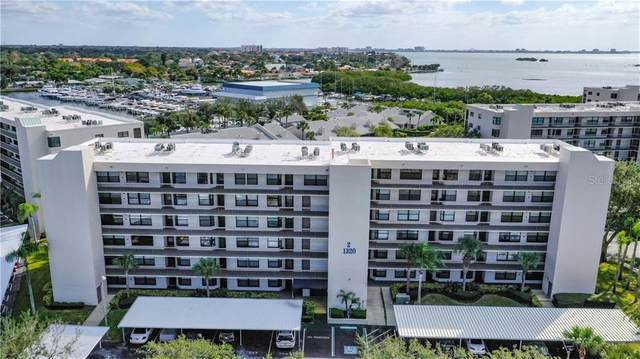 1320 Pasadena Avenue S #106, South Pasadena, FL 33707 (MLS #U8110020) :: Everlane Realty