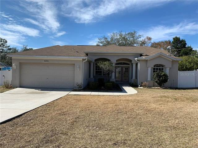 8291 Christopher Lane, Weeki Wachee, FL 34613 (MLS #U8110050) :: Premier Home Experts