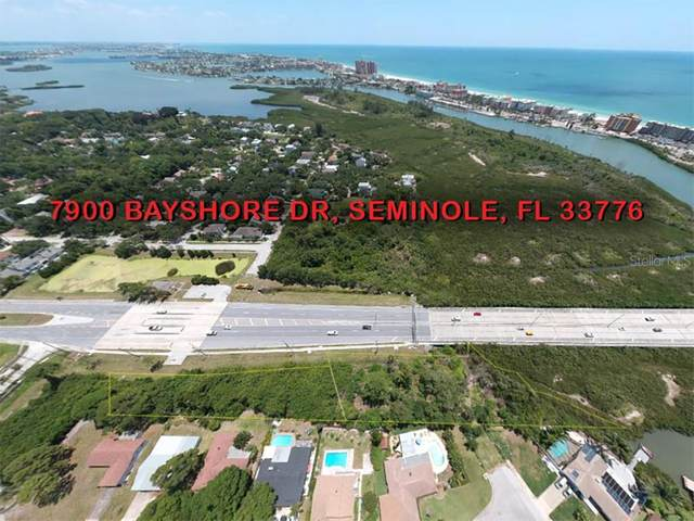 7900 Bayshore Drive, Seminole, FL 33776 (MLS #U8110079) :: Burwell Real Estate