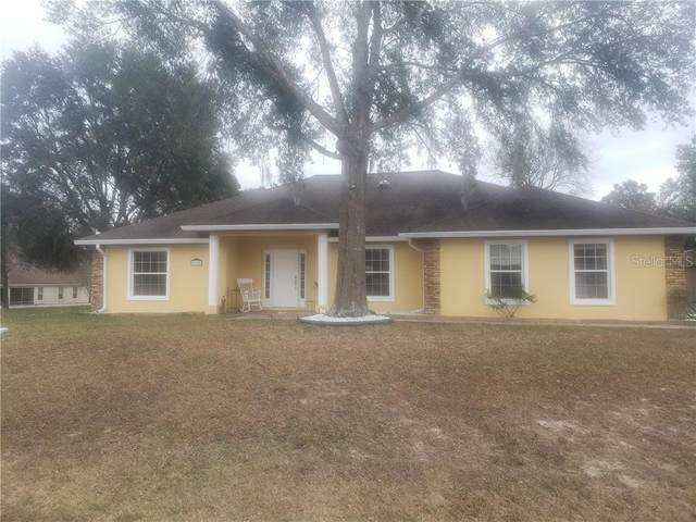 8628 SE 159TH Place, Summerfield, FL 34491 (MLS #U8110083) :: Keller Williams Realty Peace River Partners