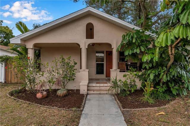 1190 Sedeeva Street, Clearwater, FL 33755 (MLS #U8110114) :: Everlane Realty