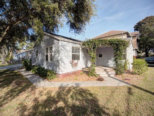 2815 W Estrella Street, Tampa, FL 33629 (MLS #U8110153) :: Keller Williams Realty Peace River Partners