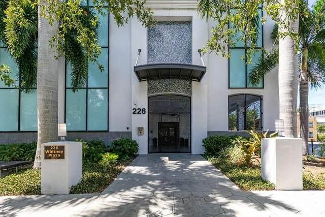 226 5TH Avenue N #1105, St Petersburg, FL 33701 (MLS #U8110205) :: Everlane Realty