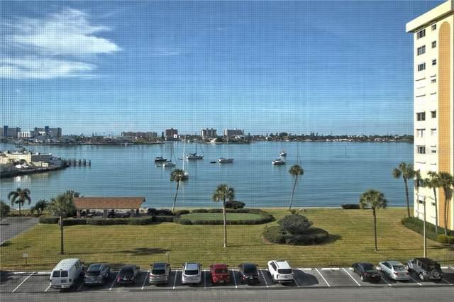 4550 Cove Circle #602, St Petersburg, FL 33708 (MLS #U8110208) :: Griffin Group