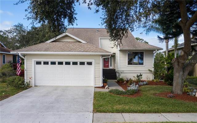 1026 Lake Avoca Drive, Tarpon Springs, FL 34689 (MLS #U8110265) :: Everlane Realty