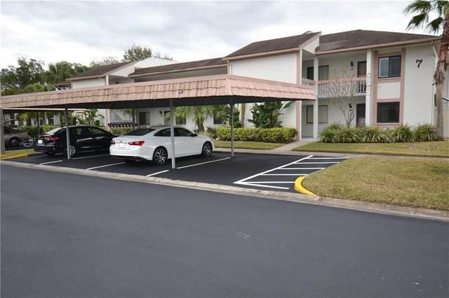103 Lakeview Court #5, Oldsmar, FL 34677 (MLS #U8110277) :: Pristine Properties