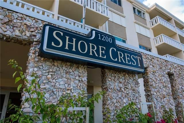 1200 North Shore Drive NE #503, St Petersburg, FL 33701 (MLS #U8110282) :: Everlane Realty