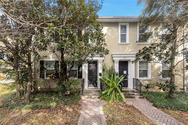 4027 5TH Avenue N #7, St Petersburg, FL 33713 (MLS #U8110308) :: Zarghami Group