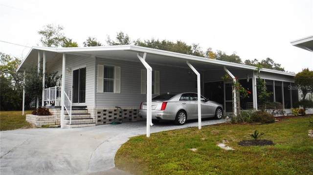 57 Sugar Bear Drive #14, Safety Harbor, FL 34695 (MLS #U8110361) :: Team Borham at Keller Williams Realty