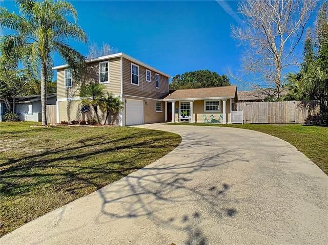 1418 Castleworks Lane, Tarpon Springs, FL 34689 (MLS #U8110368) :: Team Borham at Keller Williams Realty