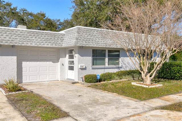 1407 Cara Drive #1407, Largo, FL 33771 (MLS #U8110371) :: Everlane Realty