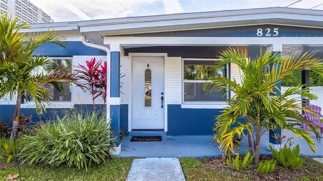 825 67TH Street S, St Petersburg, FL 33707 (MLS #U8110372) :: Dalton Wade Real Estate Group