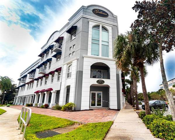 300 State Street E #202, Oldsmar, FL 34677 (MLS #U8110376) :: Gate Arty & the Group - Keller Williams Realty Smart