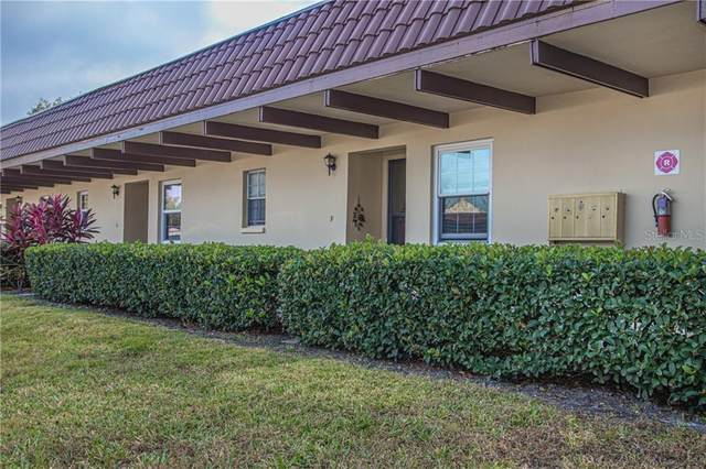 1701 Pinehurst Road 19F, Dunedin, FL 34698 (MLS #U8110380) :: Team Borham at Keller Williams Realty