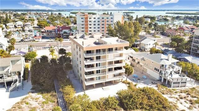 13195 Gulf Lane #502, Madeira Beach, FL 33708 (MLS #U8110408) :: Dalton Wade Real Estate Group