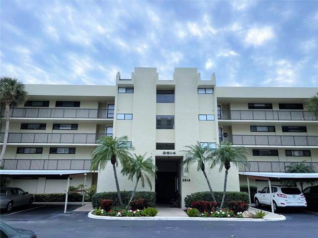 2614 Cove Cay Drive #204, Clearwater, FL 33760 (MLS #U8110431) :: Gate Arty & the Group - Keller Williams Realty Smart