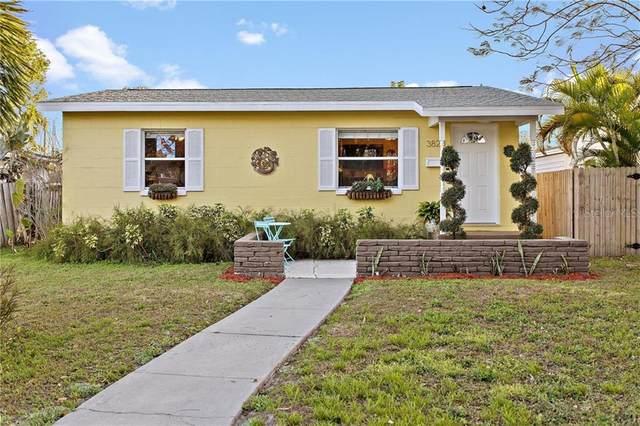 3824 Dartmouth Avenue N, St Petersburg, FL 33713 (MLS #U8110432) :: Griffin Group