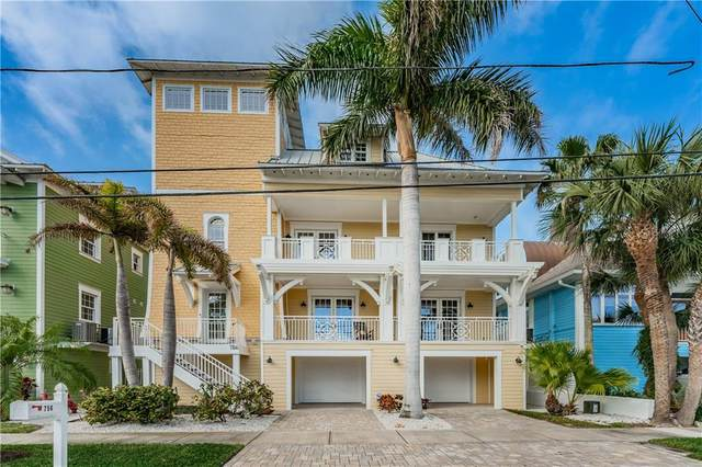 756 Eldorado Avenue, Clearwater Beach, FL 33767 (MLS #U8110436) :: Delta Realty, Int'l.