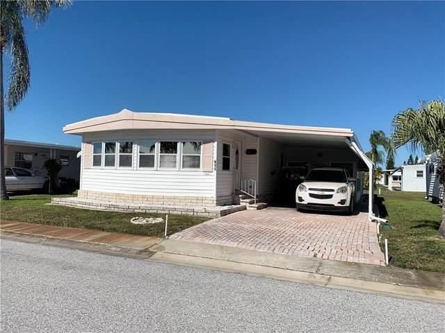 1100 Belcher Road S #764, Largo, FL 33771 (MLS #U8110456) :: RE/MAX Local Expert