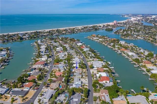 350 N Tessier Drive, St Pete Beach, FL 33706 (MLS #U8110457) :: Godwin Realty Group