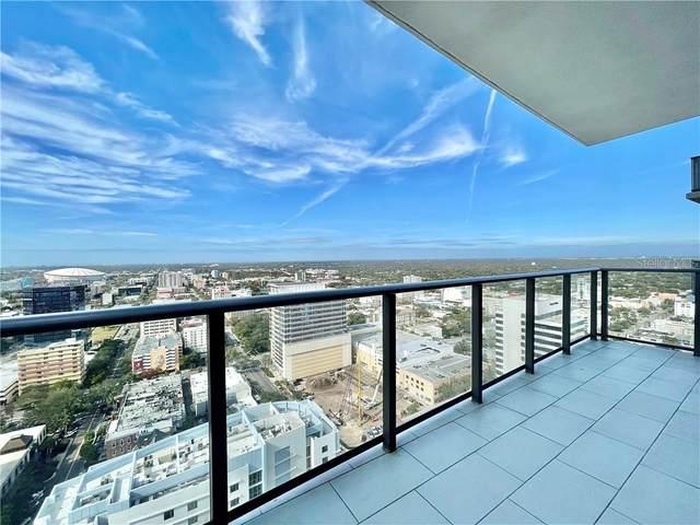 100 1ST Avenue N #3107, St Petersburg, FL 33701 (MLS #U8110470) :: Everlane Realty