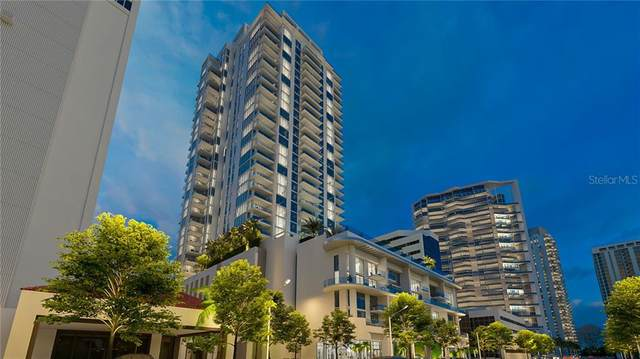 301 1ST Street S #1207, St Petersburg, FL 33701 (MLS #U8110480) :: The Robertson Real Estate Group
