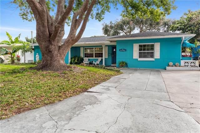 5390 36TH Avenue N, St Petersburg, FL 33710 (MLS #U8110490) :: Premium Properties Real Estate Services
