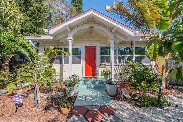 4023 Burlington Avenue N, St Petersburg, FL 33713 (MLS #U8110497) :: RE/MAX Local Expert