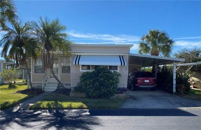 18675 Us Highway 19 N #168, Clearwater, FL 33764 (MLS #U8110521) :: Team Pepka