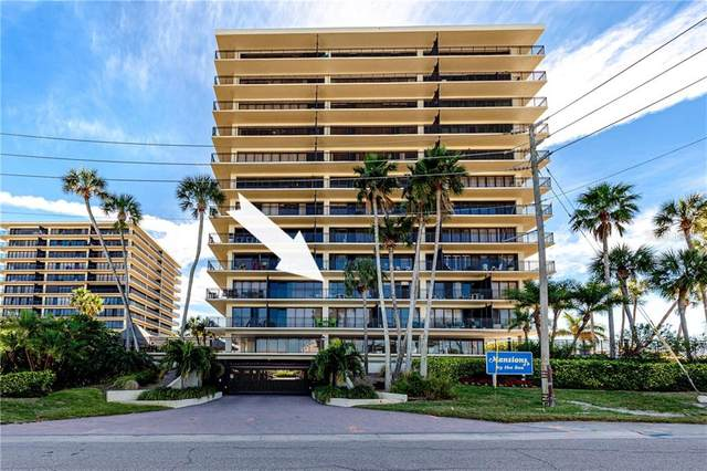 7650 Bayshore Drive #307, Treasure Island, FL 33706 (MLS #U8110524) :: Dalton Wade Real Estate Group