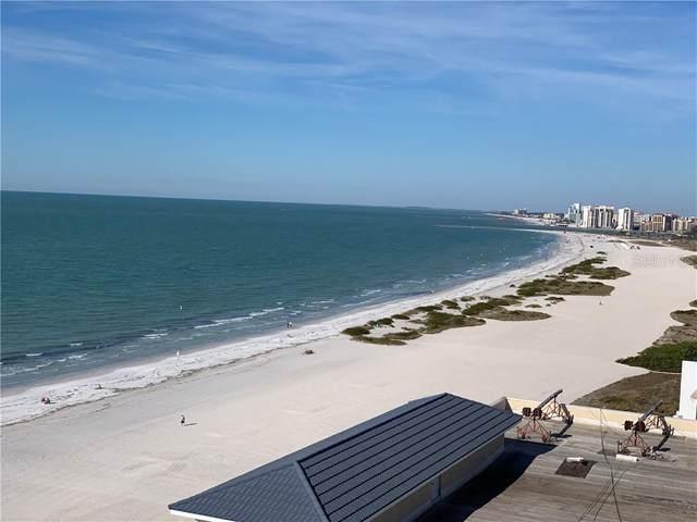 1390 Gulf Boulevard Ph-4, Clearwater, FL 33767 (MLS #U8110530) :: Medway Realty