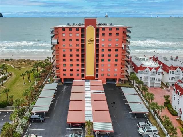 15316 Gulf Boulevard #303, Madeira Beach, FL 33708 (MLS #U8110535) :: RE/MAX Marketing Specialists