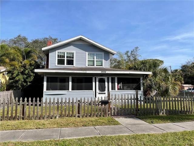 2534 44TH Street S, St Petersburg, FL 33711 (MLS #U8110550) :: Griffin Group
