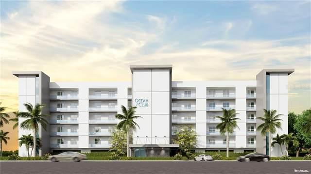 11500 Gulf Boulevard #206, Treasure Island, FL 33706 (MLS #U8110552) :: RE/MAX Local Expert