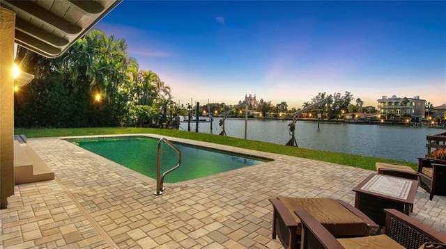3700 Belle Vista Drive, St Pete Beach, FL 33706 (MLS #U8110557) :: Dalton Wade Real Estate Group